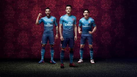 arsenal players 2017 18 2017 18 away kit now on sale the club news arsenal com