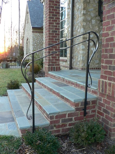 Stairs Storage simple outdoor railings for steps railing stairs and