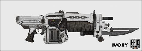 imagenes de retro lancer gears of war 3 forces of nature weapon skins