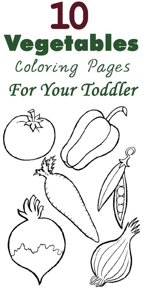 coloring pages fruits preschool top 10 free printable vegetables coloring pages online