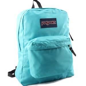 light blue jansport backpack www imgkid the image