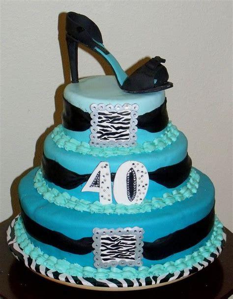 birthday cakes  women      layers gradually   darker teal
