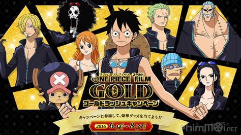 xem one piece film gold one piece memorabilia