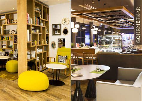 design cafe gourmet gourmet bar by kitzig interior design munich germany