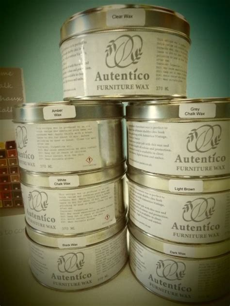 autentico chalk paint sealer autentico soft wax