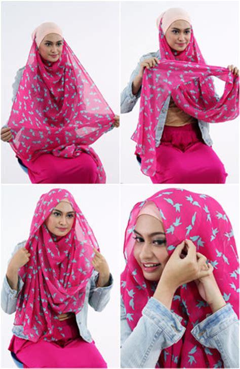 3 video tutorial berhijab pashmina semi cara berhijab tutorial memakai hijab pashmina yng simple