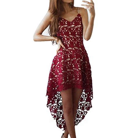 Sommerkleid Swing by Abendkleider Elecenty In Rot F 252 R Damen