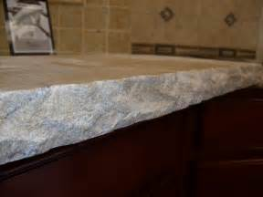 Granite Countertop Edges Chiseled Granite Edge Counter Culture