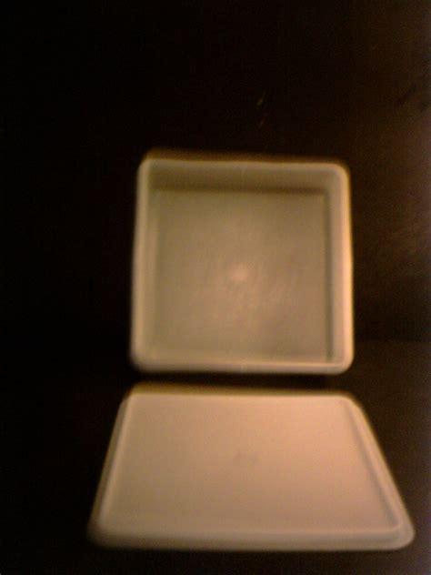 Tupperware Square Keeper tupperware square cold cut keeper