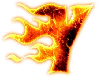 alfabeto de fuego.   oh my alfabetos!
