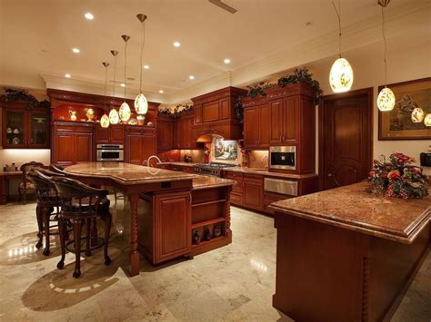 red kitchen furniture outstanding red wood kitchen cabinets decor