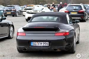 Porsche 996 Turbo S Cabriolet Porsche 996 Turbo S Cabriolet 22 May 2013 Autogespot