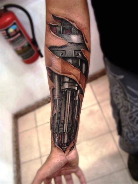 20 best biomechanical tattoos ideas for men instaloverz