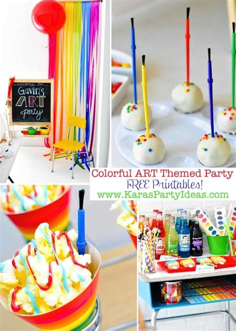 party themes awesome 13 awesome girl and boy birthday party themes