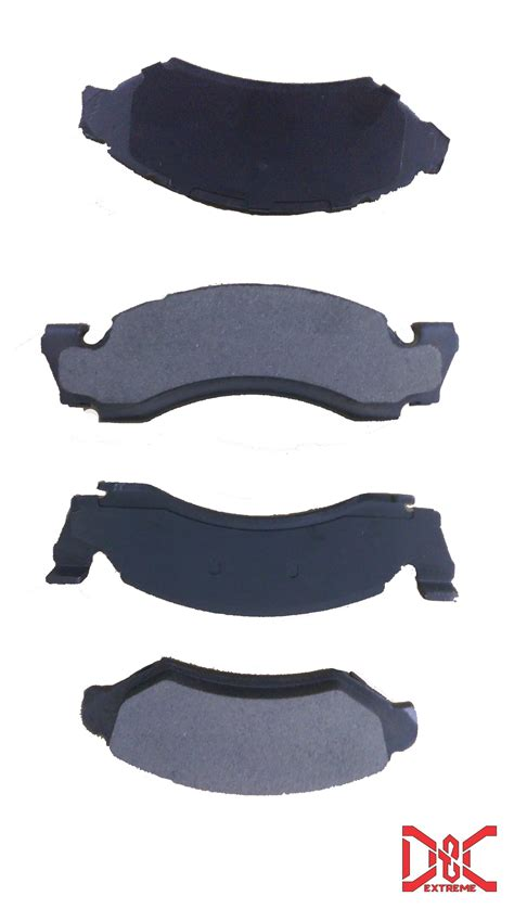 jeep brake pads jeep metallic disc brake pads d and c