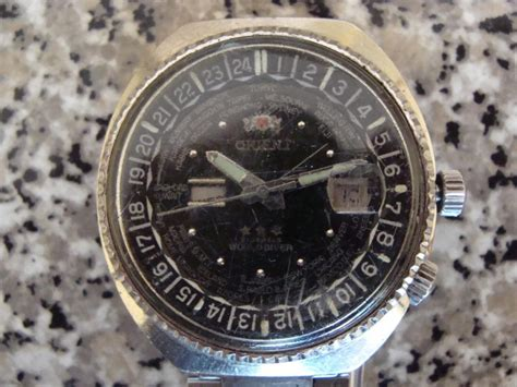 Orient World Diver orient world diver 904545w
