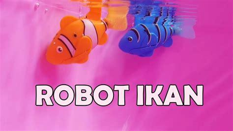 Mainan Ikan Robot Ikan U293 mainan robo fish robot ikan yang bisa berenang