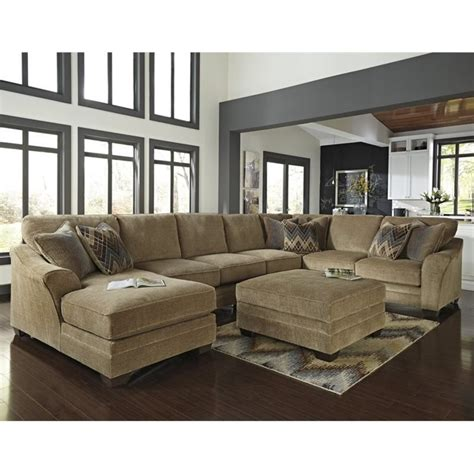 ashley 2 piece sectional ashley lonsdale 2 piece left chaise sofa sectional set in