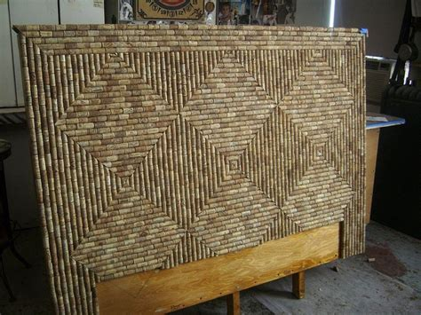 cork board headboard cork headboard by joestallonenyc via flickr fresh re