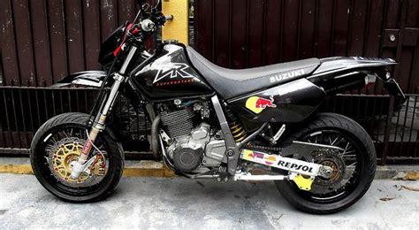 Suzuki Dr650 Plastics Suzuki Dr 650 Sm Search Bikes