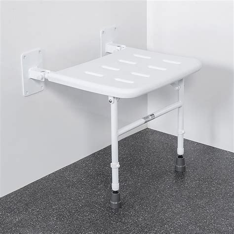 disabled shower seat wall mounted nymas nymapro wall mounted shower seat with legs