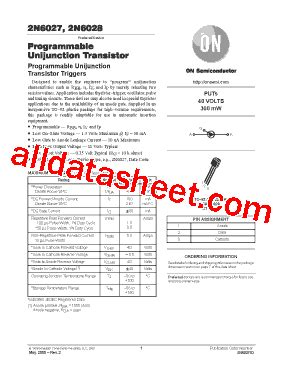 transistor ujt pdf transistor ujt pdf 28 images 2n2646 ujt datasheet pdfdownload free software programs