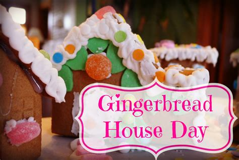 gingerbread house daycare read do go gingerbread house day activities and events little lake county