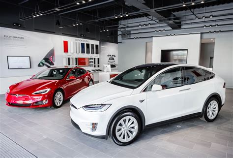 Tesla Gallery Tesla Gallery Now Open At Plano S Legacy West Plano Magazine
