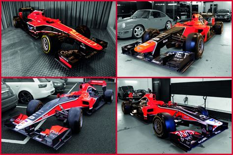 for car f1 cars for sale 4 marussia cars from 2010 to