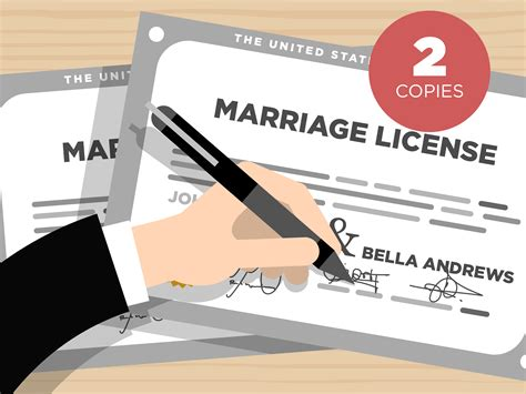 Las Vegas Vital Records Marriage How To Apply For A Marriage License In Nevada 11 Steps