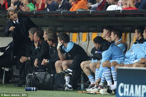 legislation from the bench bayern munich 2 manchester city 0 carlos tevez strikes as city slump daily mail online
