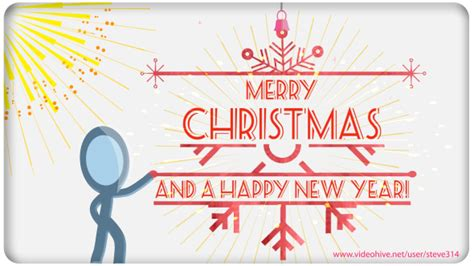 videohive christmas wishes      effects template videohive projects