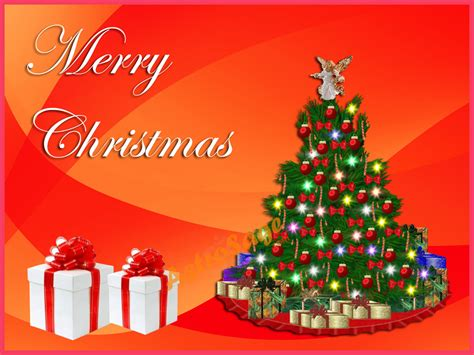 merry christmas tree wallpaper wallpapers and images and photos
