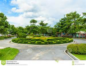 Mother In Law Apartment Plans Natural Park Royalty Free Stock Photography Image 34494297