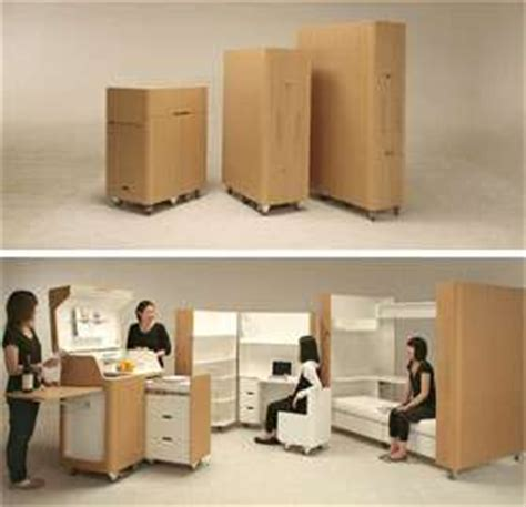 folding furniture for small houses foldable home interiors small living spaces call for