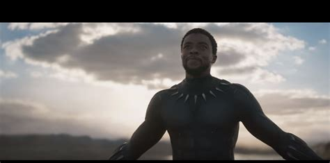 Black Panther Trailer | chadwick boseman in first trailer for black panther