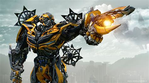 wallpaper 3d transformers 4 bumblebee in transformers 4 age of extinction wallpapers