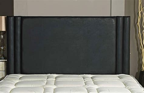 large leather headboard harvey headboard