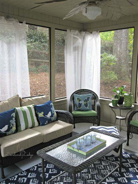 screened porch makeover screened porch makeover on a budget rooms i love