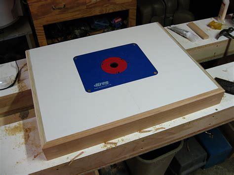 kreg jig router table plans furnitureplans