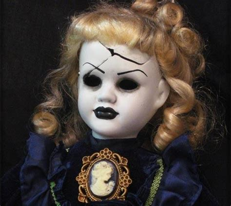 haunted doll system 6 scary doll 6