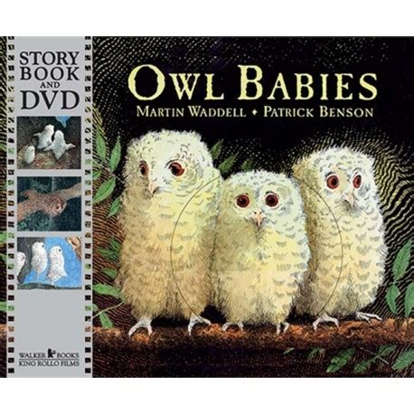 libro the owl who was owl babies paperback with dvd english wooks