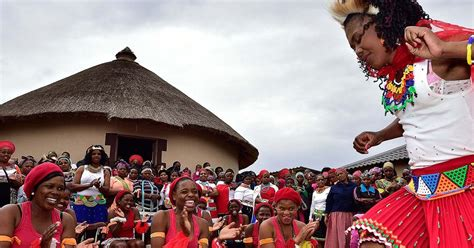 Zulu Wedding Ceremony by Zulu Wedding Traditions L Ebontu Weddings L South Africa