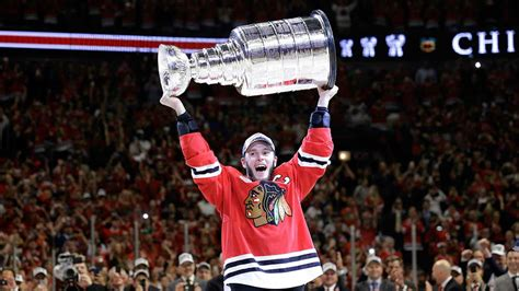 stanley chicago the chicago blackhawks will win the stanley cup here s