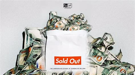 sold out supreme sold out el documental de supreme que ten 233 s que ver