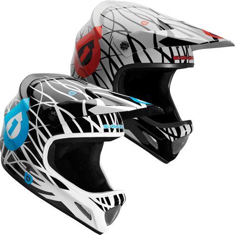 desain helm full face wiggle sixsixone evo wired full face helmet 2012