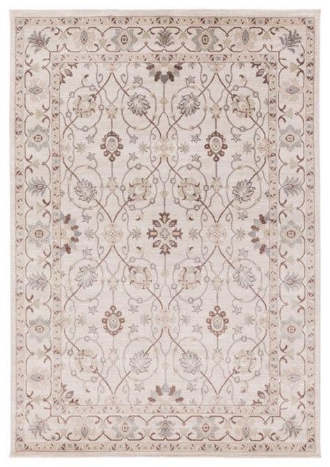 neutral area rug surya gtt3000 garnett neutral rectangle area rug traditional area rugs by rugmethod