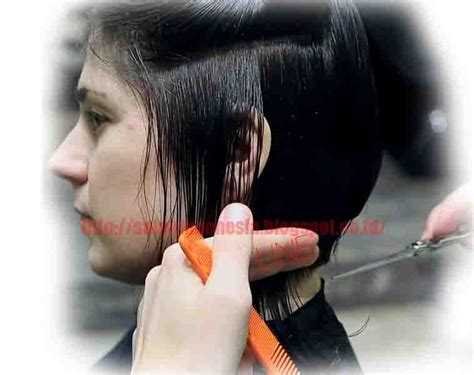 cara potong rambut bob salon cara potong gaya rambut bob classic