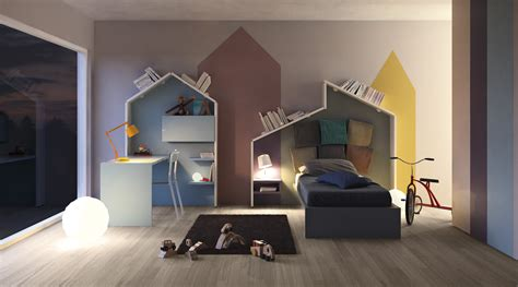 chambre ville chambre enfant d 233 co de mur color 233 e facile et bluffante