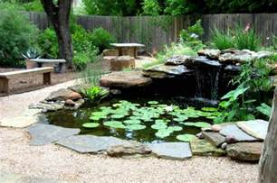 Small Garden Pond Design Ideas Beautiful Garden Pond Ideas Orchidlagoon